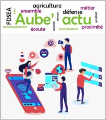 Aube actu image site