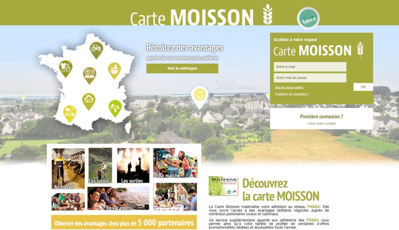 Site Carte Moisson 2